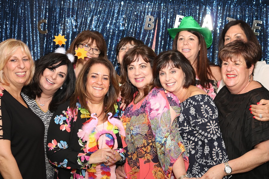 Throw a Mamma Mia Party with an amazing Photo Booth