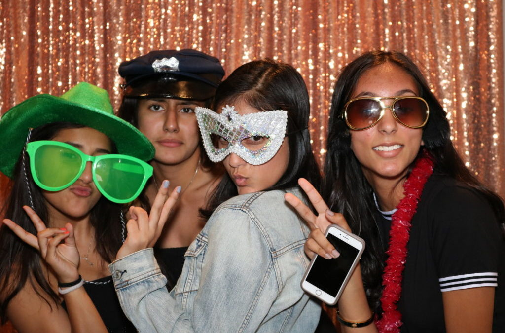 Rent a Photo Booth at Halloween Parties
