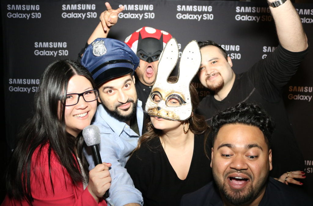 Rent a Photo Booth at your Grand Opening
