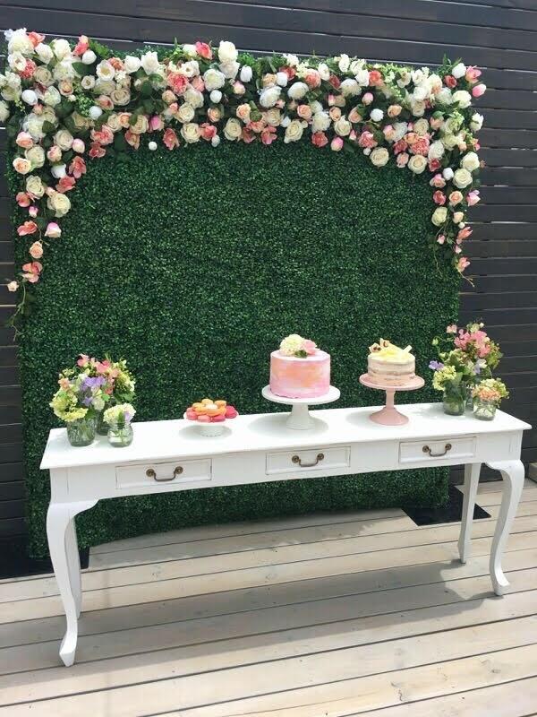 Flower Wall Rental Kingston
