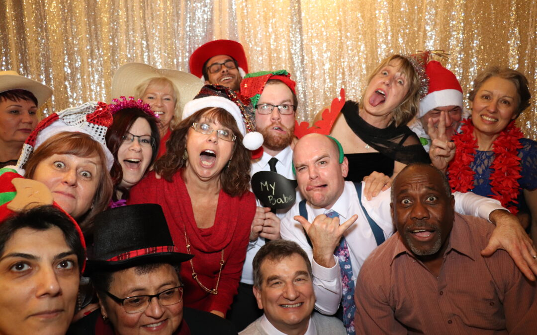 Why You Need a Belleville Photo Booth at Your Next New Year's Party